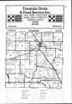 Fountain T103N-R11W, Fillmore County 1981 Published by Directory Service Company