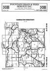 Map Image 043, Fillmore County 1996