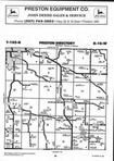Map Image 007, Fillmore County 1999