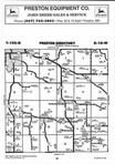 Map Image 007, Fillmore County 2000