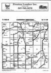 Map Image 039, Fillmore County 2000