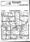 Map Image 038, Fillmore County 2001