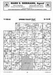 Map Image 006, Fillmore County 2002