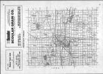 Index Map, Freeborn County 1985