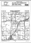 Map Image 009, Freeborn County 1999