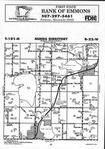 Map Image 009, Freeborn County 2000