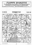 Map Image 025, Freeborn County 2000