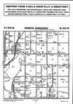 Map Image 034, Freeborn County 2000