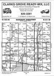 Map Image 027, Freeborn County 2001