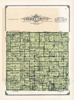 Cherry Grove Township, Ayr, Fair Point, Spring Creek, Goodhue County 1914