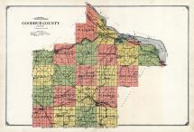 Goodhue County Topographical Map, Goodhue County 1914