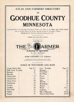 Title Page, Goodhue County 1914
