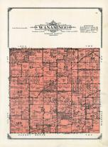 Wanamingo Township, Aspelund, Hader, Norway, Goodhue County 1914