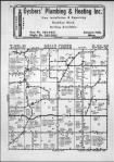 Belle Creek T111N-R16W, Goodhue County 1970 Published by Directory Service Company