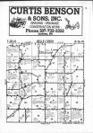 Belle Creek T111N-R16W, Goodhue County 1978 Published by Directory Service Company