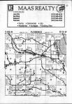 Florence, Central Point T112N-R13W, Goodhue County 1978 Published by Directory Service Company