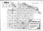 Index Map, Goodhue County 1981