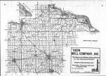 Index Map, Goodhue County 1983 Published by Directory Service Company