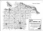 Index Map, Goodhue County 1985