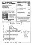 Index Map 1, Goodhue County 2000
