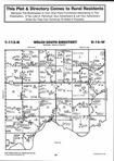 Map Image 003, Goodhue County 2000