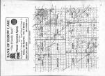 Index Map, Grant County 1981