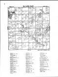 Map Image 019, Grant County 1985