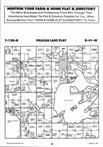 Pelican Lake T130N-R41W, Grant County 1996 Published by Farm and Home Publishers, LTD