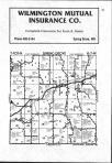 Spring Grove T101N-R7W, Houston County 1980 Published by Directory Service Company