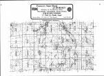 Index Map, Hubbard County 1975