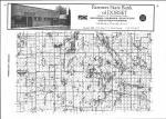 Index Map, Hubbard County 1976