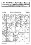 Crow Wing Lake T139N-R33W, Hubbard County 1997 Published by Farm and Home Publishers, LTD
