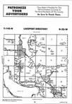Lakeport T143N-R32W, Hubbard County 1997 Published by Farm and Home Publishers, LTD