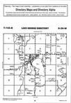 Lake George T143N-R34W, Hubbard County 1997 Published by Farm and Home Publishers, LTD