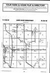 Lake Alice T143N-R35W, Hubbard County 1997 Published by Farm and Home Publishers, LTD