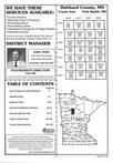 Index Map 1, Hubbard County 2002