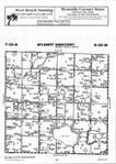 Map Image 001, Isanti County 1999