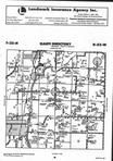 Map Image 020, Isanti County 1999