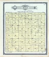 Rost Township, Little Sioux River, Jackson County 1914