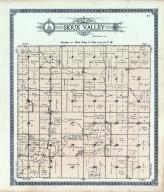 Sioux Valley Township, Rush Lake, Skunk Lake, Jackson County 1914