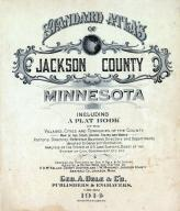 Title Page, Jackson County 1914