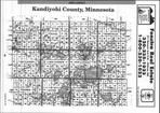 Index Map 001, Kandiyohi County 2001