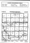 Map Image 002, Kittson County 2001