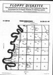 Map Image 006, Kittson County 2001