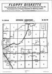 Map Image 007, Kittson County 2001