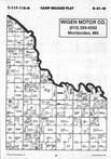 Map Image 019, Lac Qui Parle County 1995