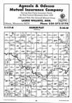 Map Image 039, Lac Qui Parle County 2000
