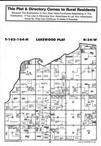 Map Image 078, Lake of the Woods County 1997