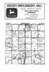 Lanesburgh T112N-R23W, Le Sueur County 1980 Published by Directory Service Company
