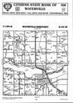 Map Image 001, Le Sueur County 1999